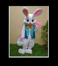 new halloween costume Easter Bunny mascot costume Bugs Rabbit Hare Adult Fancy Dress Cartoon Suit Fancy Dress