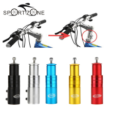 Aluminum Alloy Bicycle Stem Increased Control Tube Extend Handlebar Stem Heighten Bike Front Fork Bicycle Parts Accessories
