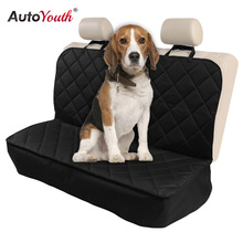 AUTOYOUTH Pet Seat Cover Car Seat Cover for Pets - Waterproof & Scratch Proof &Quilted Padded Pet Seat Covers for Cars Trucks(China)