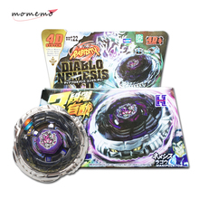 1 Set Spinning 4d Beyblade Top Toupie Metal Fusion Beyblade Set Mini Beyblade Toys with Launchers & Storage Bag Kids Game Gifts(China)