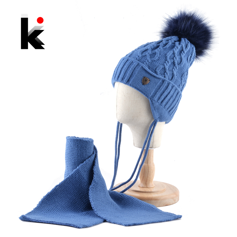 Aliexpress.com: Comprar Gorro y bufanda de invierno de marca K para ...