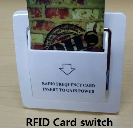 13.56mhz m1 Card l RF energy saving switch for hotel power saving hotel switch with card<br><br>Aliexpress