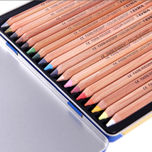 18 Colors/Set  Hexagonal Drawing Colored Pencil Wood Handle Paint Graffiti Pens School Stationery Art Supplies