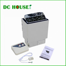 Eco-sources Sauna Room Use 6KW  220V Stainless Steel Wet & Dry Sauna Stove, Sauna Heater For Sale