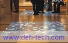 130 effectives Interactive floor projection system ,software+hardware