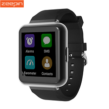 FINOW Q1 Android 5.1 1.54 inch 3G Smartwatch Phone MTK6580 1.3GHz Quad Core 512MB RAM 4GB ROM Pedometer GPS Location