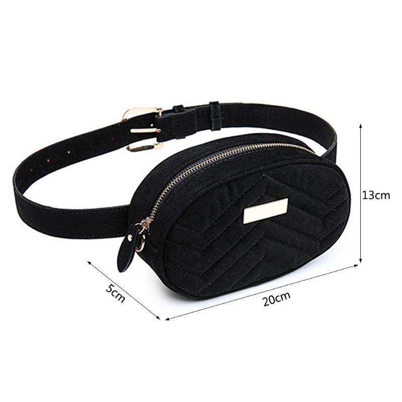 Back To Search Resultsluggage & Bags Trustful 2019 Women Fanny Pack Fashion Men Waist Bag Women`s Belt Bag Colorful Travel Bum Belt Bag Hengreda Phone Zipper Pouch Packs Waist Packs