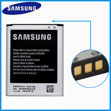 New Original Samsung Battery For Samsung Galaxy Grand Duos i9082 i9080 EB535163LU 2100mAh Mobile Phone Replacement Batteries