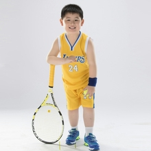 New Kids Clothes Set Summer Casual Basketball Boys Clothing Sets Children Vest+Short Pants Sport Suit for Boy Outfits