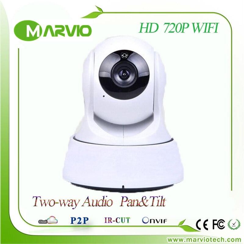 Hot HD 720P 1 Million Pixel Night Vision IR Webcam Web CCTV Camera WIFI Wireless IP Camera Pan Tilt Video home alarm system<br><br>Aliexpress