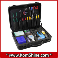 No Need Fusion Splicer to do Splicing Fiber Cables, Universal Fiber Optic Mechanical Splice ToolKit, Fiber Cleaver