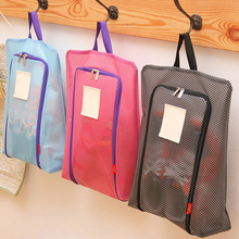 Portable Waterproof Shoe Bag Travel Tote Toiletries Laundry Pouch Storage Case ZH987