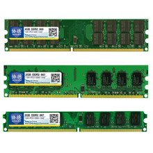 Wholesale Xiede DDR2 800 / PC2 6400 5300 4200 1GB 2GB 4GB Desktop PC RAM Memory Compatible DDR 2 667MHz / 533MHz Multiple Models(China)