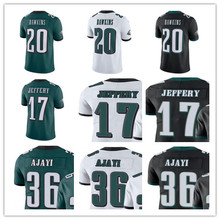 Youth's Jay Ajayi Darren Sproles Alshon Jeffery Brian Dawkins Carson Wentz Philadelphia Vapor Untouchable Cutom Eagles Jerseys