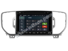 "8"" Octa-Core Android 6.0 Marshmallow OS Special Car DVD for Kia Sportage (QL) 2016 2017 2018 & Kia KX5 2016 2017 2018 (China)(China)"