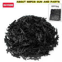 KAYGOO Military Swat Police Gun Weapons Pack Army soldiers building blocks MOC Arms City Police Batman Best Children Gift Toys