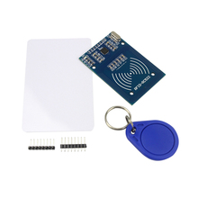 RFID Module RC522 Kits 13.56 Mhz 6cm With Tags SPI Write & Read for arduino Diy Kit(China)