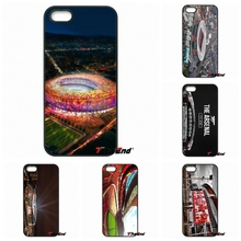 Emirates Stadium champions league soccer Phone Case For Huawei Ascend P8 P9 Lite Xiaomi Redmi Note 4 3 3S Pro LG G3 G4 G5 K10 K8
