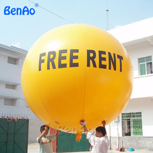 AO084 Free shipping custom made cheap inflatable advertising balloon helium spheres/ sky balloon/flying helium balloon for sale
