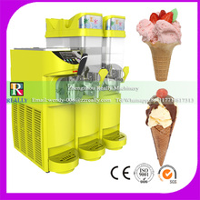 Multi-functional durable natural ice cream vending machine prices USA with Temperature Control
