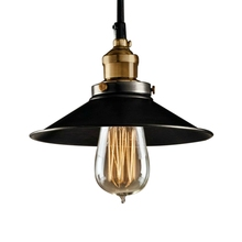 CNIM Hot Garage Metal Ceiling Light Vintage Retro Chandelier For Dining Room(China)