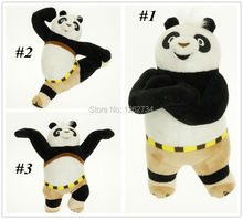 Free Shipping EMS 30/Lot New Kung Fu Panda Plush Stuffed Toys Baby Dolls Cartoon Animal Cute Toys 8""