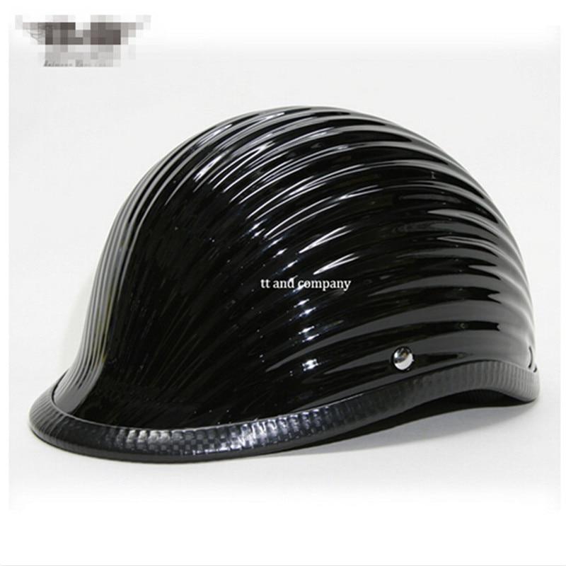 Japan TT&amp;CO Thompson Harley motorcycle helmet DOT certification moto helmet sport  Glass Steel Vintage motorcycle helmet<br><br>Aliexpress