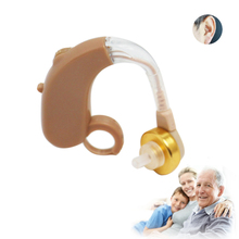 1 PC BTE Digital Hearing Aid Kit Sound Voice Amplifier Ear Care Device For Ear Care Promotion Price(China)