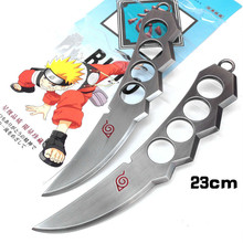Kunai Minato Yondaime Hokage  Asuma Knife Weapon Outdoor Toy New Uzumaki Naruto Hokage Cosplay Weapon Toy Kids Birthday Gift