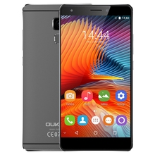 OUKITEL U13 5.5 Inch 4G Smart Phone Android 6.0 MTK6753 Octa Core 1.3GHz Mobile Phone 3GB+64GB 8.0MP+13.0MP Camera Fingerprint