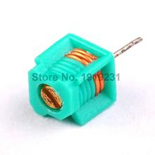 20PCS 2.5T Common Mode Inductor Coil Coil Adjustable Inductor 2.5 Turns(China)