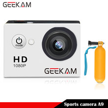 "1080P Full HD 2.0""LCD Sports Action Video Camera Sports DV waterproof 30M Action Cam Mini Camera"