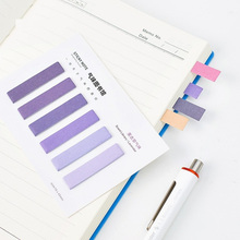 4 pcs/Lot Specific smell post it memo memo pad and sticky notes stickers diary book mark Stationery Office School supplies FM685(China)