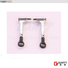 Gartt 450 DFC Main Rotor Head Control Arm Set for Align Trex 450 RC Helicopter(China)