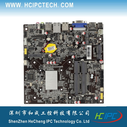 HCIPC M4214-1 ITX-HCML11A,I3 4010Y,Mini ITX motherboards for POS,Digital signature,bank terminal etc(China (Mainland))