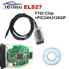 Best Quality Function Stable ELS27 FORScan OBD2 Diagnostic Scanner For Ford/Mazda and Lincoln/Mercury Work Over ELM327 HOT(China)