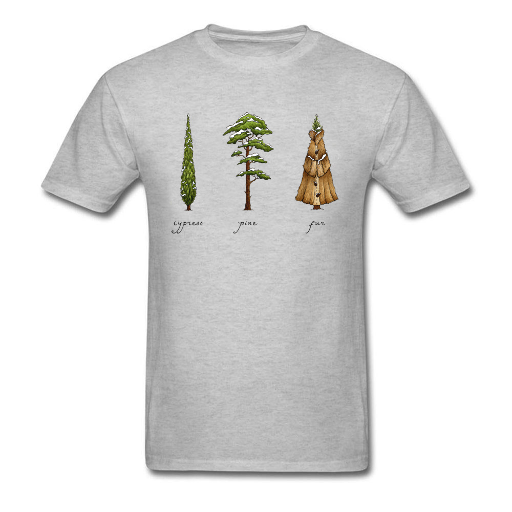 Know Your Coniferous Trees_grey