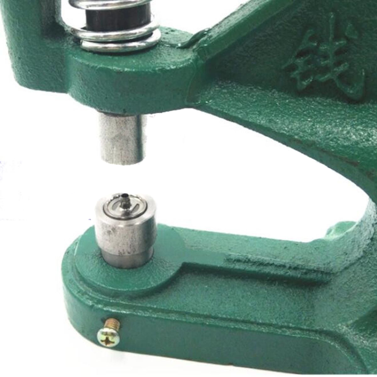 New Manual Claw Clasp Snap Fastener Dies Hand Pressure Pressing Clamp Machine Tool