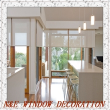 Free shipping Popular sunscreen roller blinds for living room