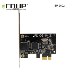 EDUP pci-e 10/100/1000Mbps Hign Speed pci wireless adapter pcie Gigabit Ethernet Network LAN PCIe Card Network Adapter