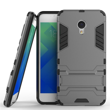 Buy Soft TPU Back Hard Hybrid Rugged Armor Cases Meizu M5 Case Plastic Luxury Shockproof Cover Meizu M5 Coque Fundas P30 for $2.79 in AliExpress store