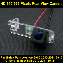 PAL HD 960*576 Pixels high definition Parking Rear view Camera for Buick Park Avenue 2009 2010 2011 2012 Chevrolet New Sail Car
