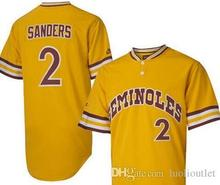SexeMara Deion Sanders FSU Gold Tradition Defined Jersey shirts size S small - 4xl