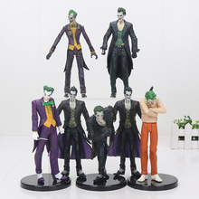 14-18CM anime The Joker figure PVC Action Figure Collectible Model Toy character Classic Toy children 7styles can choose(China)