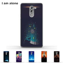 "Hard Plastic Case For Huawei Honor 6X Mate 9 Lite GR5 2017 5.5"" Cellphone Color Paint DIY Cover Mobile Skin Bag Shipping Free"