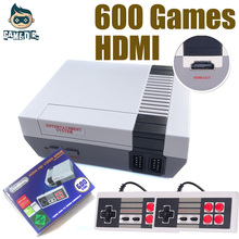 30Pcs HD Mini TV Family Game Console HDMI 8 Bit Retro Video Game Console Built-In 600 Game Handheld Gaming Player Children Gift