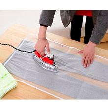 Handy Mat Household Board Cover Heat Laundry Iron protective mesh press protect protector clothes garment(China)