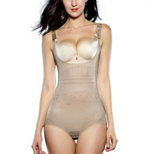 Hot Women Slimming Shapewear Adjustable Straps Body Shaper Waist Shapers Firm Postpartum Recover Corset Girdle(China)
