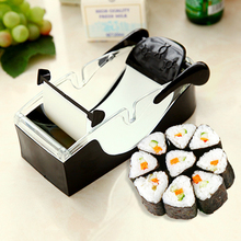New style Prefect Easy DIY Sushi Maker Roller equipment/perfect roll mold/set for making Roll-Sushi kitchen accessories DJ0231