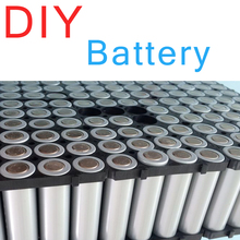 24v electric bike battery for 24v DIY Battery Pack 18650 cells EVO Battery